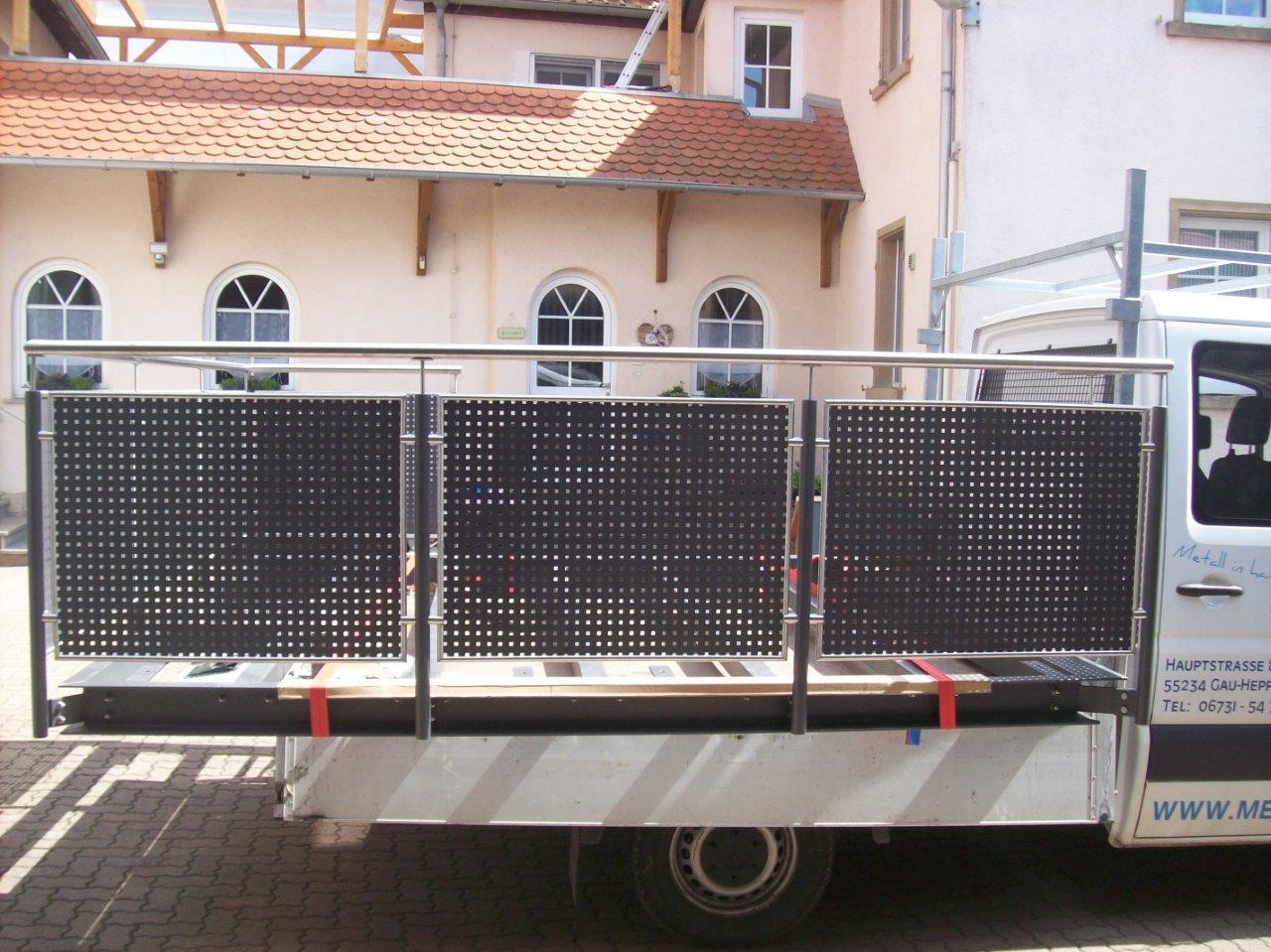 Balkonanbau1
