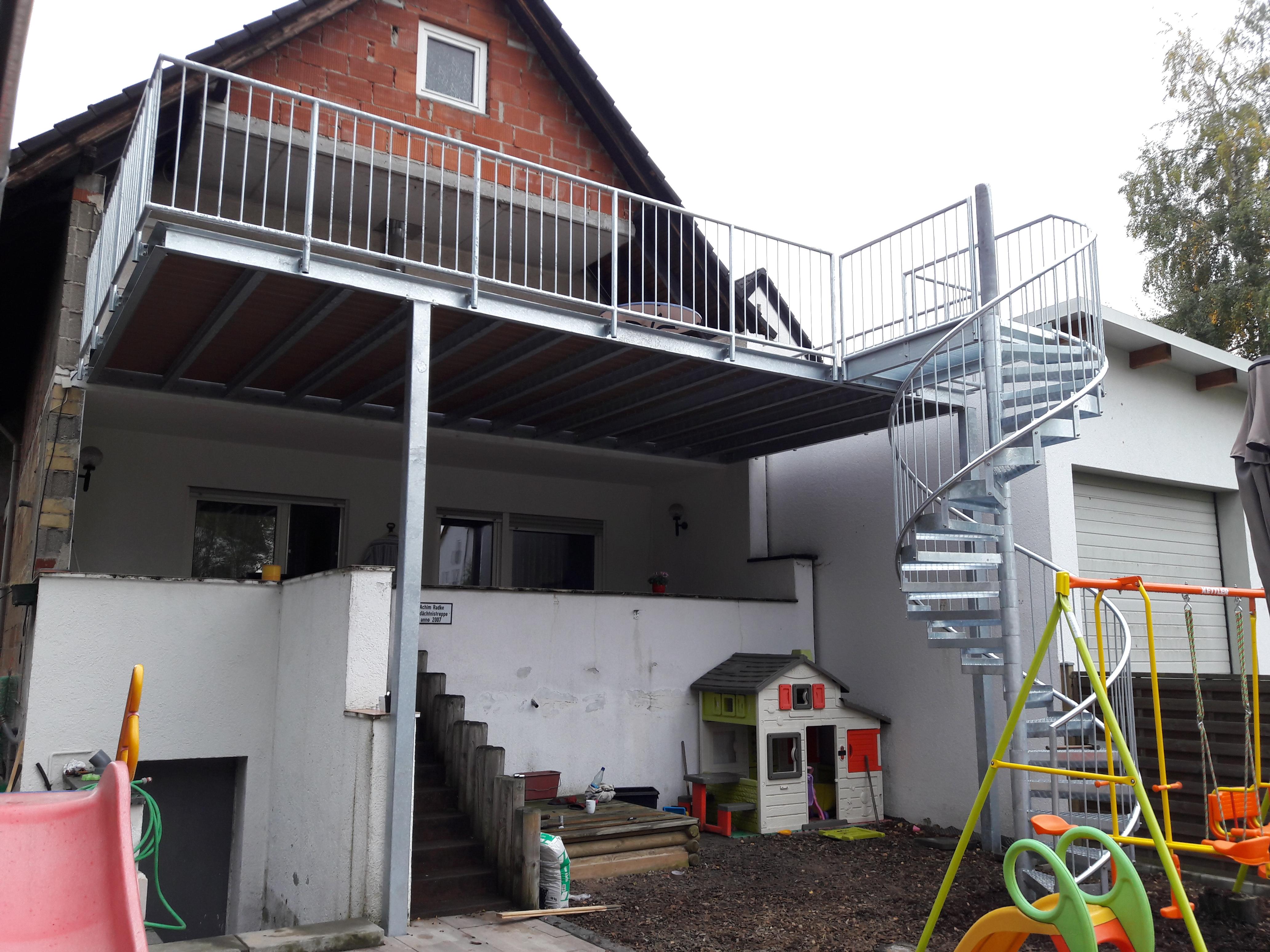 S-Treppe+Anbau