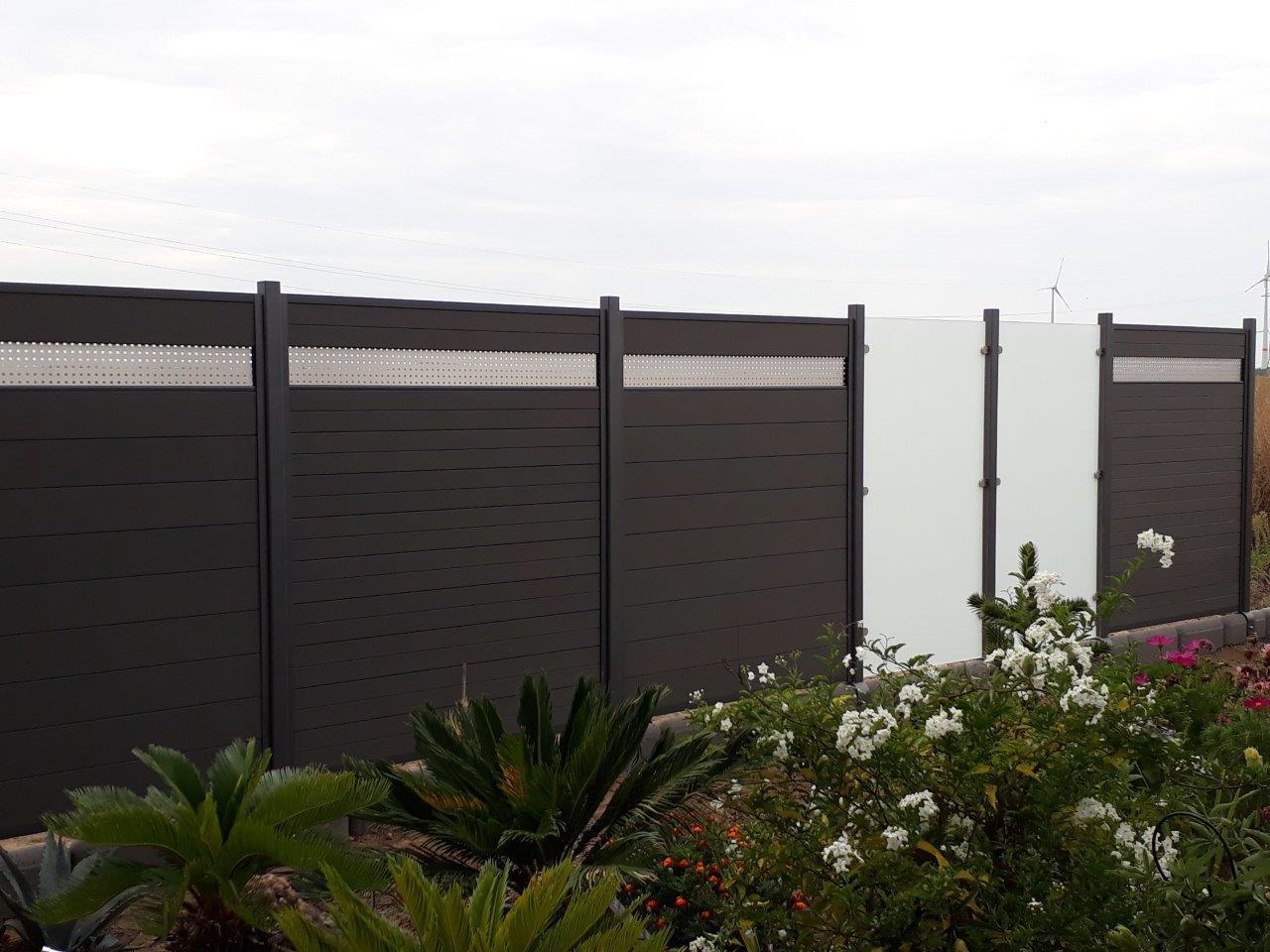 Wind-/Sichtschutz